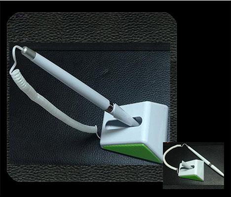 قلم مع نموذج 2 -